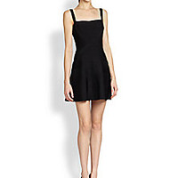 Herve Leger - A-Line Bandage Dress - Saks Fifth Avenue Mobile