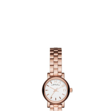 Marc Jacobs - Rose Gold Dinky Baker Bracelet 26MM