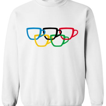 Coffee Olympic Sweatshirt