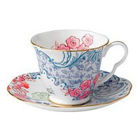 Wedgwood Butterfly Bloom Spring Blossom Cup & Saucer | Bloomingdale's