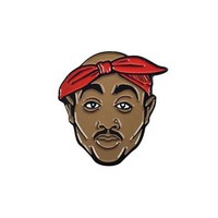 All Eyez On Me Tupac Pin