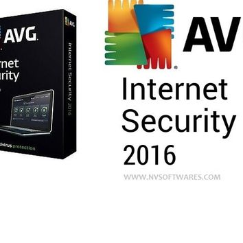AVG Internet Security 2016 Serial Key Crack Free