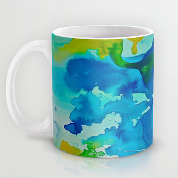 Topography Mug by DuckyB (Brandi)