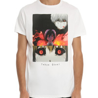 Tokyo Ghoul Three Panel T-Shirt