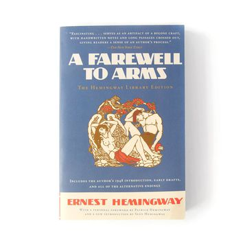 Scribner A Farewell to Arms: The Hemingway Library Edition | Bespoke Post