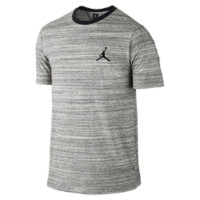 Jordan Crew Men's T-Shirt, by Nike Size Large (Black)