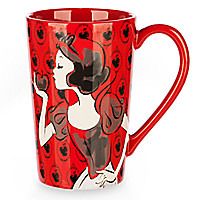Snow White Fashion Sketch Mug