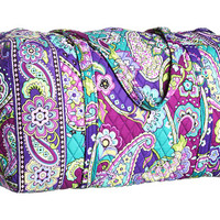 Vera Bradley Luggage Large Duffel Plum Crazy - Zappos.com Free Shipping BOTH Ways