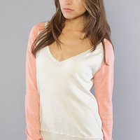 The Fawn Pullover Sweater in Neon Orange : Hurley : Karmaloop.com - Global Concrete Culture