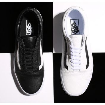 Vans Old School High help Shoes Sport Flats Shoes Warm Casual Canvas