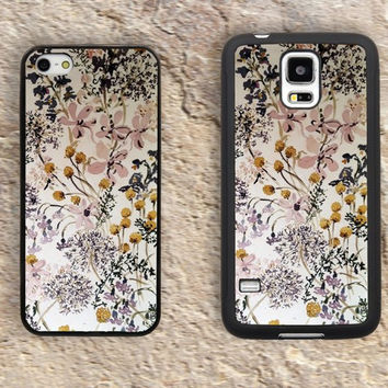 Art Flowers iPhone Case-Patterns Floral iPhone 5/5S Case,iPhone 4/4S Case,iPhone 5c Cases,Iphone 6 case,iPhone 6 plus cases,Samsung Galaxy S3/S4/S5-308