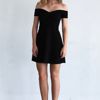 McKenna Dress (black)