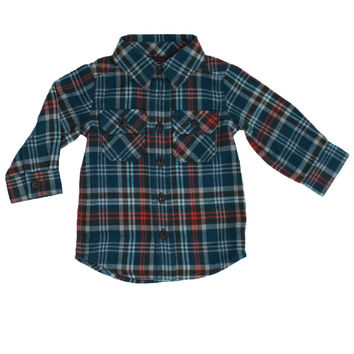 Luis Flannel Shirt