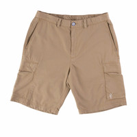 Toes on the Nose Port Elastic Walkshorts Khaki