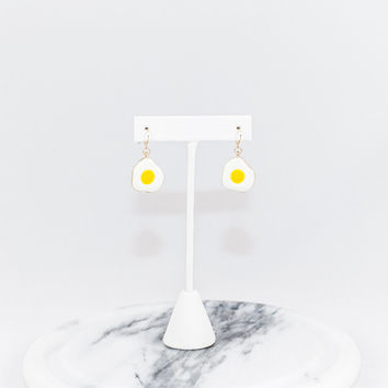 Egg Earrings / Clips