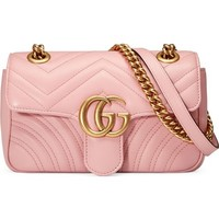Gucci Mini GG Marmont 2.0 Matelassé Leather Shoulder Bag | Nordstrom