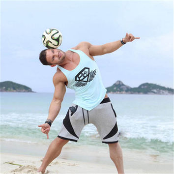 Hot High Quality  workout cotton shorts