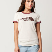 THE NORTH FACE Americana Womens Ringer Tee | Graphic Tees