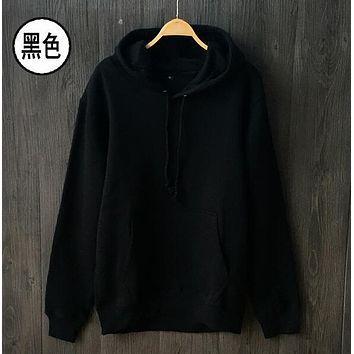 Hoodies Men Fashion Sweatshirt Men hoodie Great quality Casual Pullover Autumn Spring black Tracksuit ADD LOGO white 100