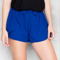 Elodie Bow Shorts