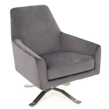 Edmund Swivel Armchair