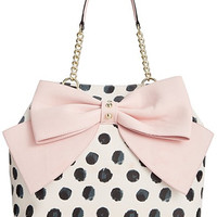 Betsey Johnson Trap Tote