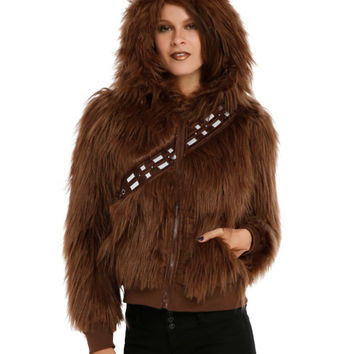 Star Wars Chewbacca Girls Costume Hoodie