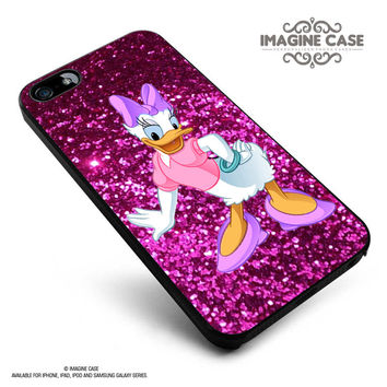 daisy duck case cover for iphone, ipod, ipad and galaxy series