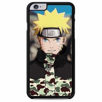Naruto Camo iPhone 6 Plus/ 6S Plus Case
