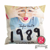 Taylor Swift 1989 Cushion Case / Pillow Case
