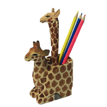 Giraffe Pencil Holder