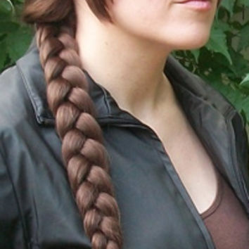 Brown Wigs | Katniss Everdeen Cosplay Wig
