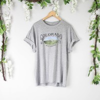 Vintage Colorado Rocky Mountains Shirt