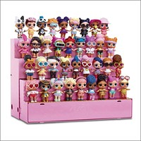L.O.L. Surprise! 3 in 1 Pop-Up Store, Carrying Case, with 1 Exclusive doll