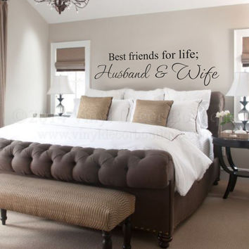 Bedroom Elegant Husband And Wife Bedroom Design