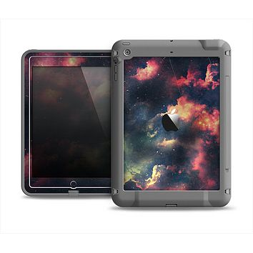 The Vintage Stormy Sky Apple iPad Air LifeProof Fre Case Skin Set