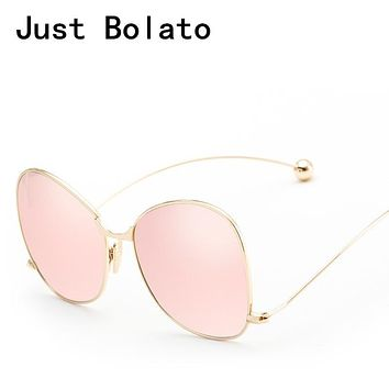 New Luxury Cat Eye Women Sunglasses Channel Vintage Lady Clear Sunglasses Women Cat Eye Sun Glasses Big Frame Oversize Eyewear