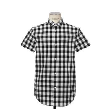 Guillotine S/S Button-Up