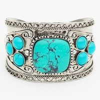 Stephan & Co. Stone Cuff | Nordstrom