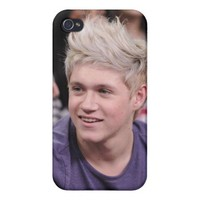 Niall Horan Case For iPhone 4 from Zazzle.com