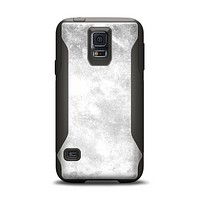 The White Cracked Rock Surface Samsung Galaxy S5 Otterbox Commuter Case Skin Set