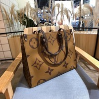 Louis Vuitton Onthego Monogram Giant Handbags Totes