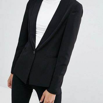 Vero Moda Tall Blazer at asos.com