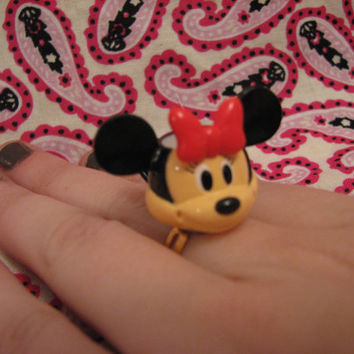 Minnie Mouse Mug Ring by MegEMays on Etsy