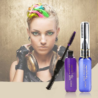 Mutlicolor Brand Hair Dye Color Disposable DIY Not Hurt Hair Easy To Clean Easy One-time Temporary Mascara Hair Cream