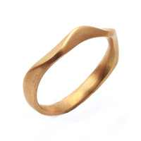Wave wedding ring,gold wedding rings, wedding ring in 18K, wedding ring designs,unique wedding rings, unique wedding bands