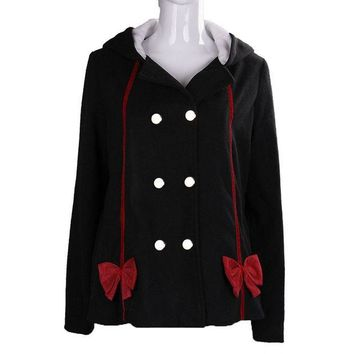 DCCKH6B Anime Seraph of the end Krul Tepes Hoodies Cosplay Cotton Jackets Winter Sweatshirts Cute Girl Coat Halloween