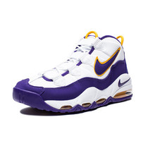 NIKE AIR MAX UPTEMPO - WHITE/COURT PURPLE   Undefeated