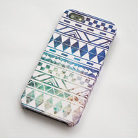 Tribal Galaxy iPhone 5 Case, Geometric iphone 5 case,aztec iphone 5 case,galaxy iphone 5 case