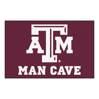 Texas A&M Aggies NCAA Man Cave Starter Floor Mat (20in x 30in)